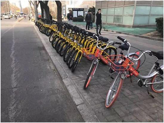 الدراجات التشاركية في الصين 66320a10